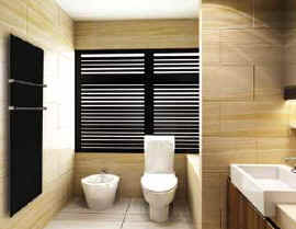 glass towel warmers